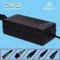 供��60W-24V-2A-7串三元��池��榆�充�器29.4V-12AH滑板平衡�